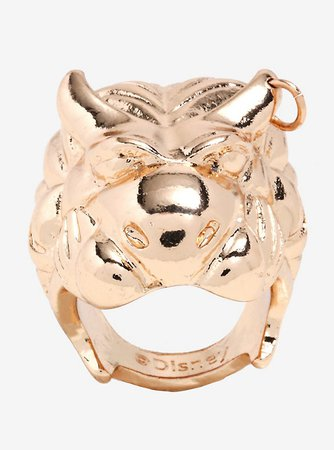 Disney Aladdin Cave Of Wonders Biting Ring