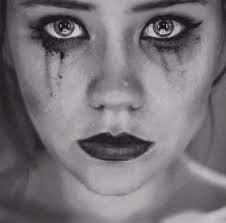 messed up makeup from crying - Google Search