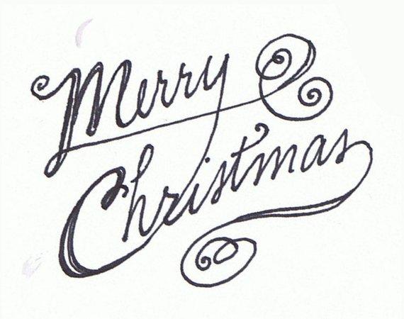 christmas-clipart-word-art-3.jpg (1064×840)