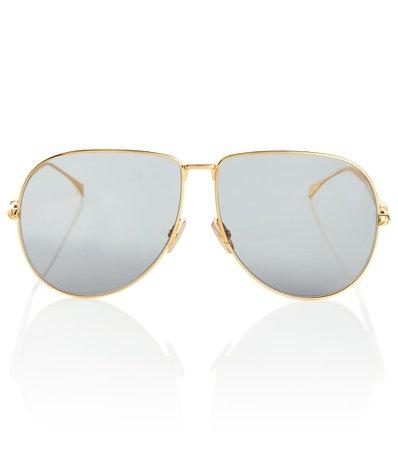 Fendi - Aviator sunglasses | Mytheresa
