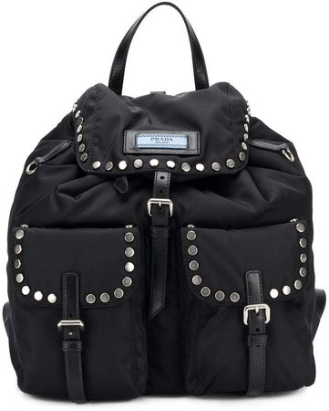 Etiquette backpack
