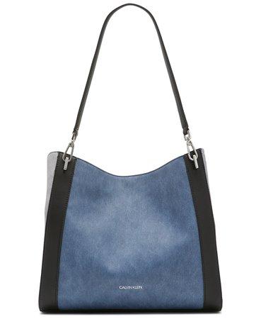 Calvin Klein Ellie Large Tote & Reviews - Handbags & Accessories - Macy's