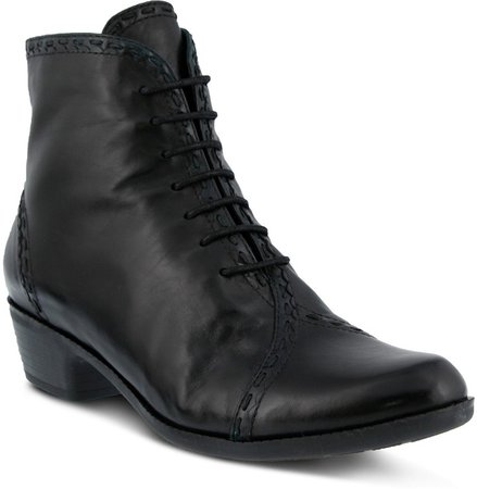 Jaru Lace-Up Bootie
