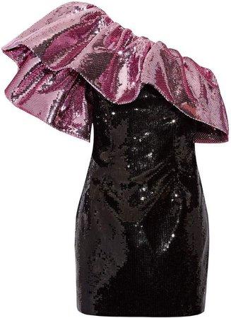 Saint Laurent Short dresses ($6193)