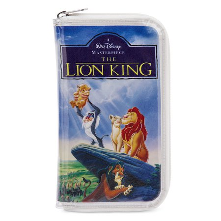 The Lion King ''VHS Case'' Clutch | shopDisney