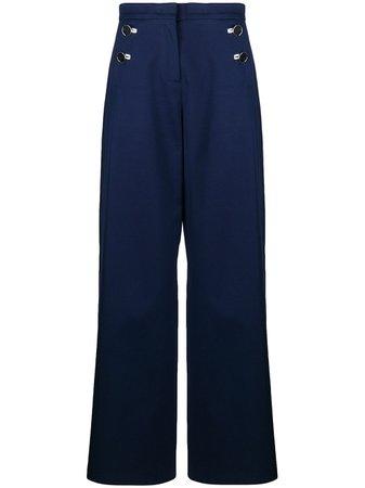 Emilio Pucci wide-leg Trousers - Farfetch