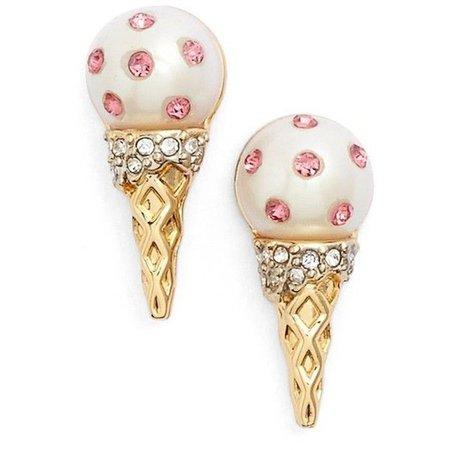 Kate Spade Ice Cream Earring