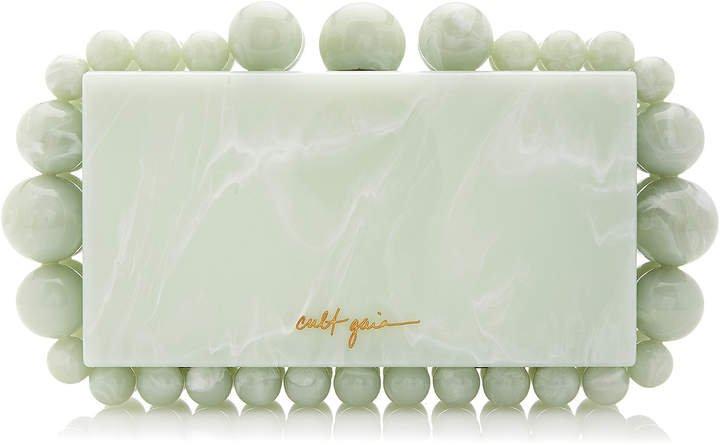 Eos Acrylic Box Clutch