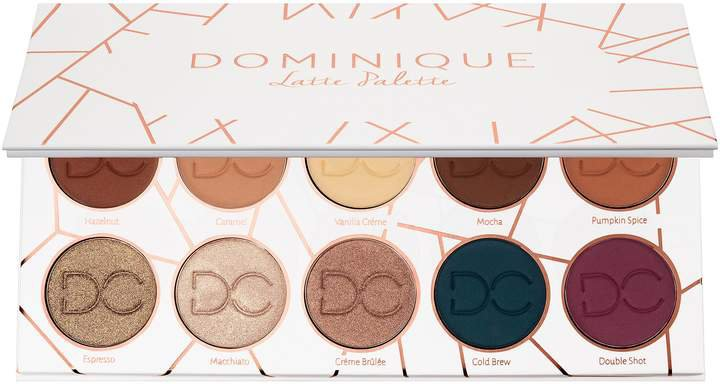 Dominique Cosmetics DOMINIQUE COSMETICS - Latte Eyeshadow Palette