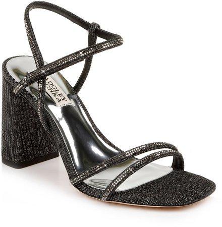 Rebekah Block Heel Sandal