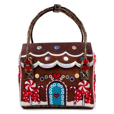 House Party Bag - Christmas - Collections | Irregular Choice
