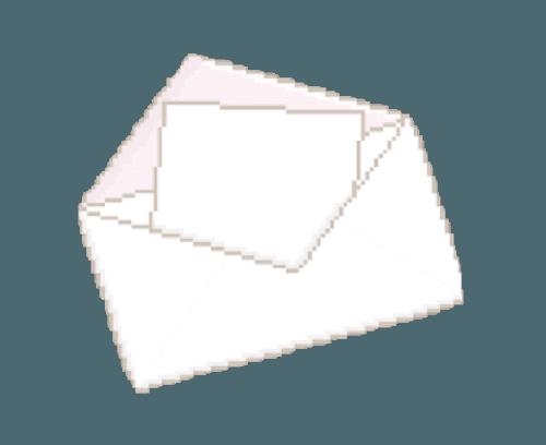 envelope pixel