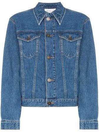 Calvin Klein Jeans Est. 1978 Jaqueta Jeans - Farfetch