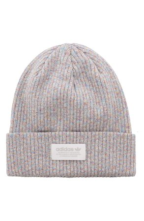 adidas Originals Ribbed Beanie Hat | Nordstrom