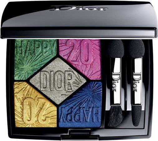 Happy 2020 5 Couleurs Eyeshadow Palette