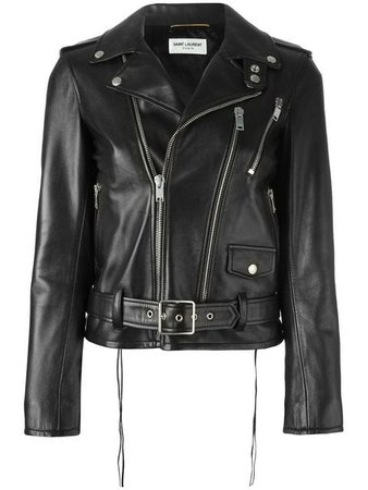 Saint Laurent classic motorcycle jacket $4,950 - Shop SS19 Online - Fast Delivery, Price