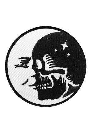Luna Morte Patch [B] | KILLSTAR - US Store