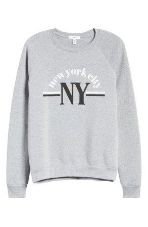 BP. NYC Graphic Sweatshirt | Nordstrom