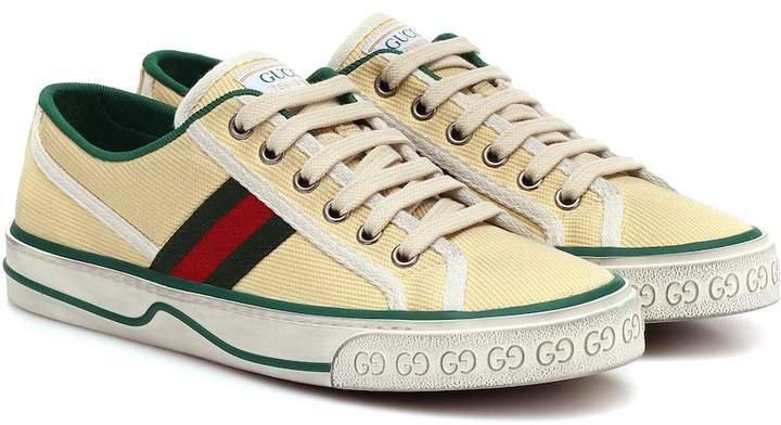 Tennis 1977 canvas sneakers