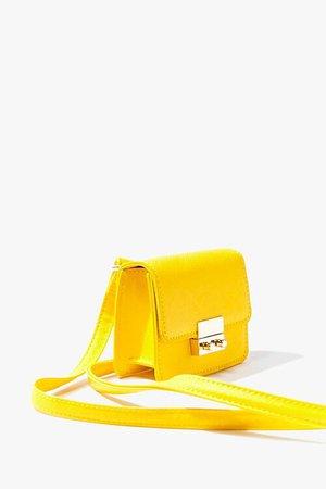 Structured Mini Crossbody Bag | Forever21