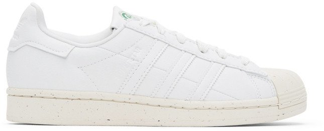 White Clean Classics Superstar Sneakers
