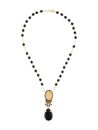 Dolce & Gabbana Votive Pendant Necklace - Farfetch