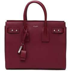 Sac Du Jour Small Bag (118.630 RUB) ❤ liked on Polyvore featuring bags, handbags, bordeaux, lock bag, red handbags, red bags, burgundy purses and kiss-lock handbags
