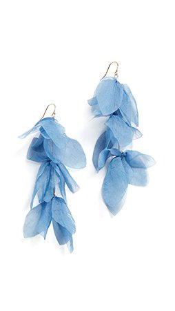 Stella + Ruby Chiffon Drop Earrings | SHOPBOP