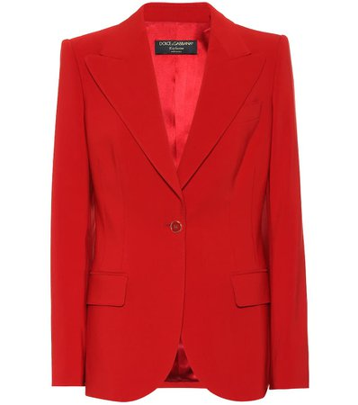 Exclusive To Mytheresa – Cotton-Blend Blazer | Dolce & Gabbana - Mytheresa