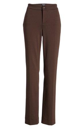 Curves 360 by NYDJ Slim Fit Ponte Pants (Regular, Petite & Plus Size) | Nordstrom