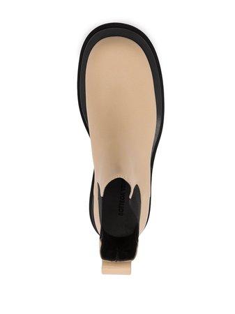 Bottega Veneta ботинки Lug - купить в интернет магазине в Москве   Цены, Фото.