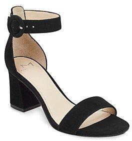 Women's Karlee Suede Block Heel Sandals