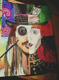 mad hatter pinerest - Google Search