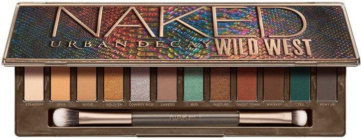 Naked Wild West Eyeshadow Palette