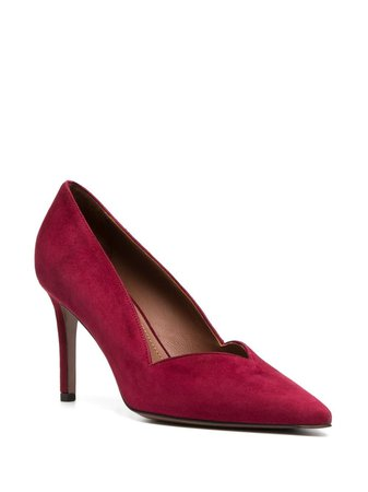 LAutre Chose Red Suede Pumps