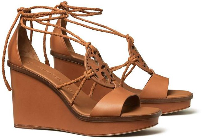 Miller Braided Wedge Sandal