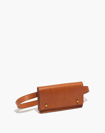 The Leather Belt Bag