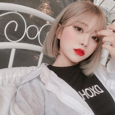 cute asian model girl