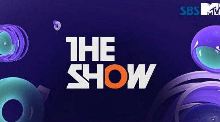 SBS MTV The Show Logo - KPOP