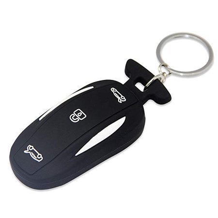 The Tesla Model X Key