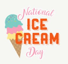 national ice cream day - Google Search