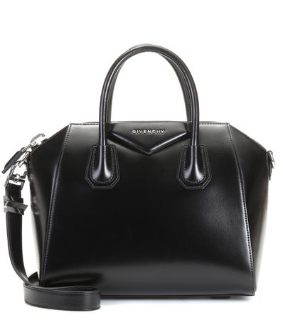 Antigona Small Leather Tote - Givenchy | mytheresa.com