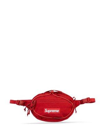 Supreme Logo Belt Bag - Farfetch