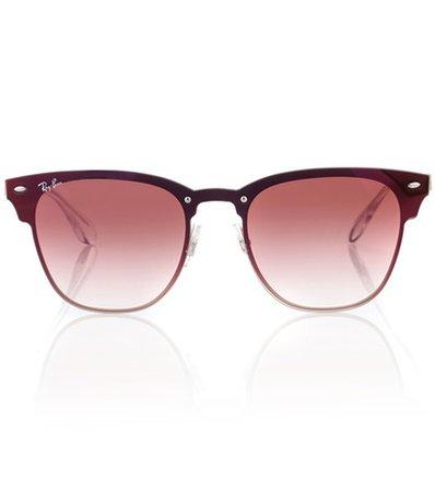 RB3576N Blaze Clubmaster sunglasses