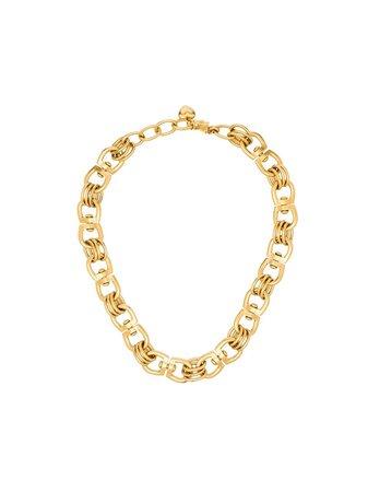 Brinker & Eliza Juliet gold-tone Necklace - Farfetch