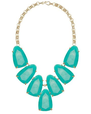 teal necklace - Google Search