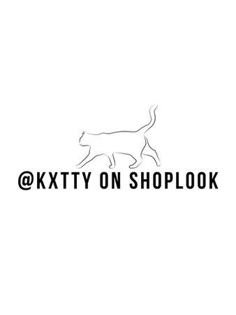 @kxtty on ShopLook watermark