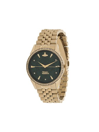 Vivienne Westwood The Wallace 37mm Watch - Farfetch
