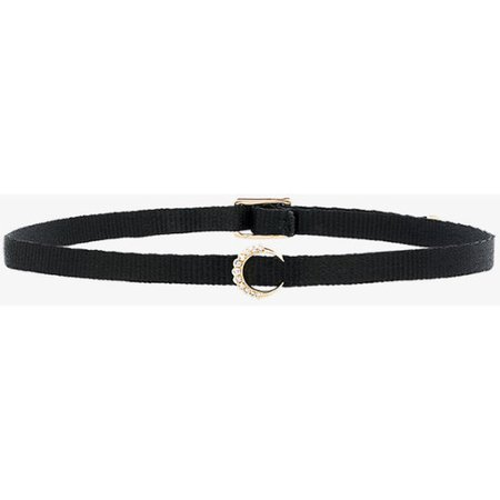 Shay Mini Crescent Moon Choker