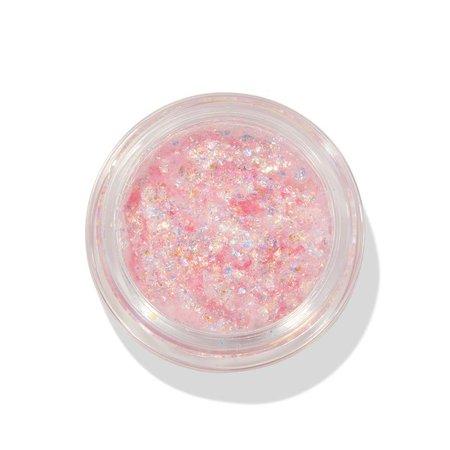 Moonlight Legend Pink Glitter Gel   ColourPop